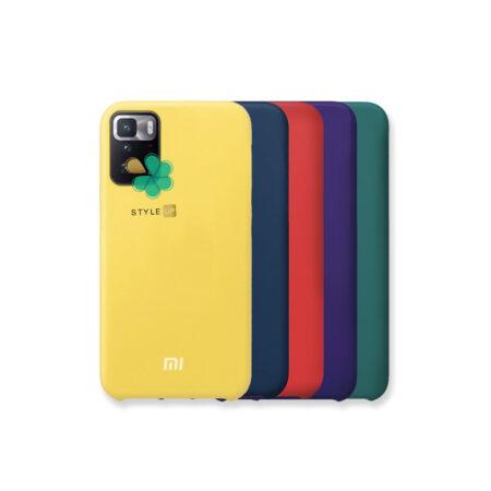 خرید قاب گوشی شیائومی Xiaomi Poco X3 GT مدل سیلیکونی