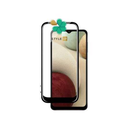 خرید گلس گوشی سامسونگ Samsung Galaxy A12 مدل دور ژله ای
