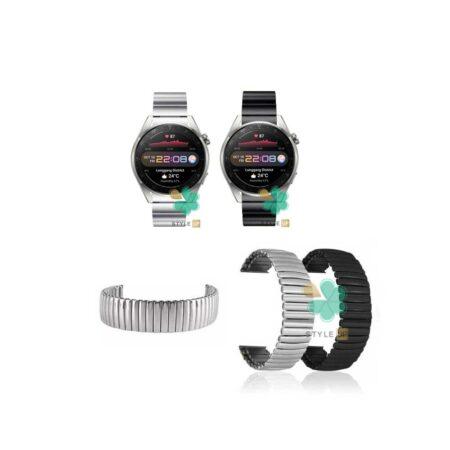 قیمت بند فلزی ساعت هواوی Huawei Watch 3 Pro مدل Solo One Bead