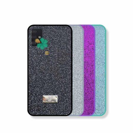 خرید قاب سواروسکی گوشی سامسونگ Samsung A51 مدلCosmic Bead