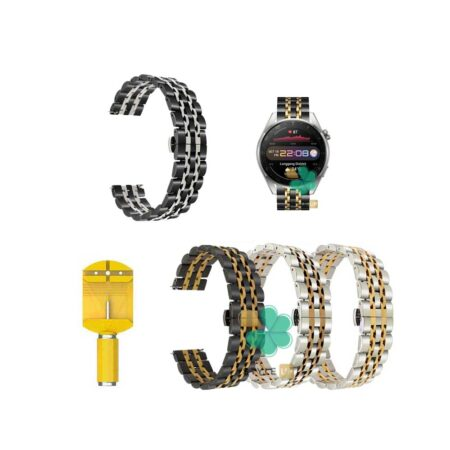 قیمت بند استیل ساعت هواوی واچ Huawei Watch 3 Pro مدل Rolex