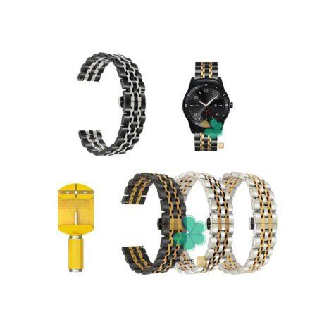 قیمت بند استیل ساعت ال جی LG G Watch R W110 مدل Rolex