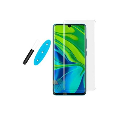 خرید گلس UV گوشی شیائومی Xiaomi Mi CC9 Pro