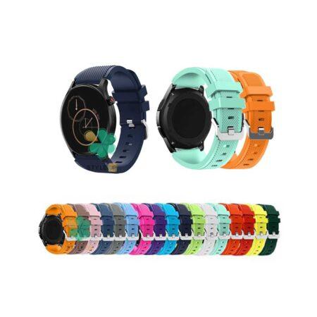قیمت بند سیلیکونی ساعت هوشمند شیائومی Haylou RS3 LS04