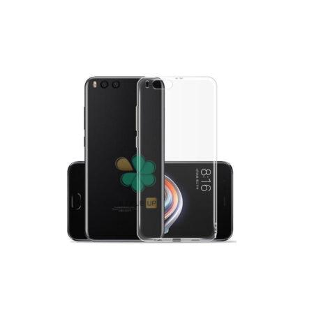 خرید قاب گوشی شیائومی Xiaomi Mi Note 3 مدل ژله ای شفاف