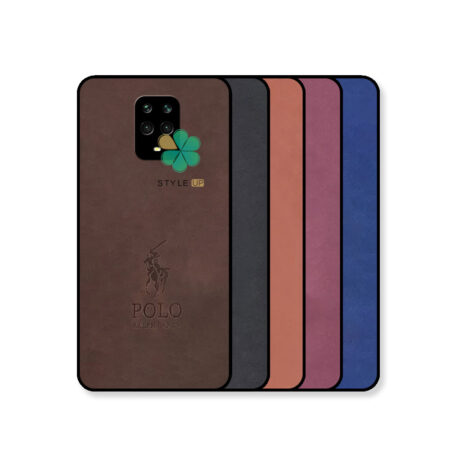 خرید قاب گوشی شیائومی Xiaomi Poco M2 Pro پارچه ای طرح پولو