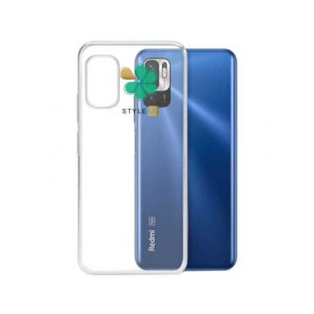 خرید قاب گوشی شیائومی Xiaomi Redmi Note 10T 5G مدل ژله ای شفاف