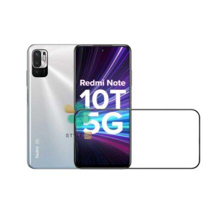 خرید گلس گوشی شیائومی Xiaomi Redmi Note 10T 5G مدل تمام صفحه