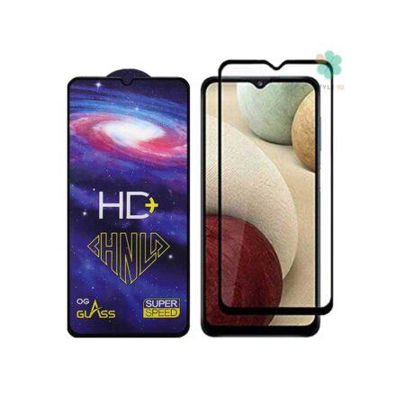 خرید محافظ صفحه فول گوشی سامسونگ Galaxy A12 Nacho مدل HD Plus