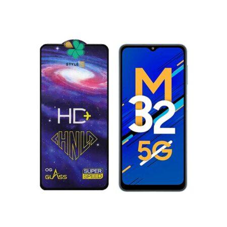 خرید گلس فول گوشی سامسونگ Samsung Galaxy M32 5G مدل HD Plus