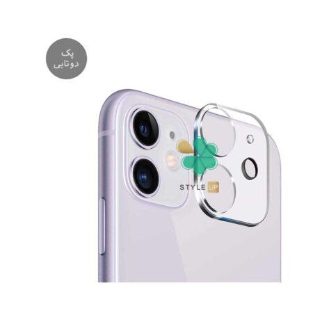 خرید پک دوتایی محافظ لنز نانو سرامیک گوشی آیفون Apple iPhone 11