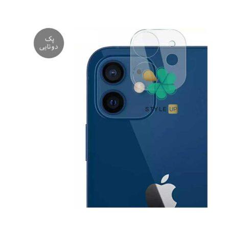 خرید پک دوتایی محافظ لنز نانو سرامیک گوشی اپل iPhone 12 Mini