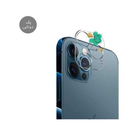 خرید پک دوتایی محافظ لنز نانو سرامیک گوشی اپل iPhone 12 Pro Max