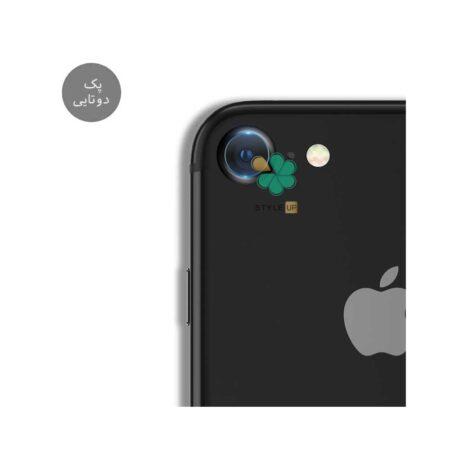 خرید پک دوتایی محافظ لنز نانو سرامیک گوشی آیفون Apple iPhone 7 / 8
