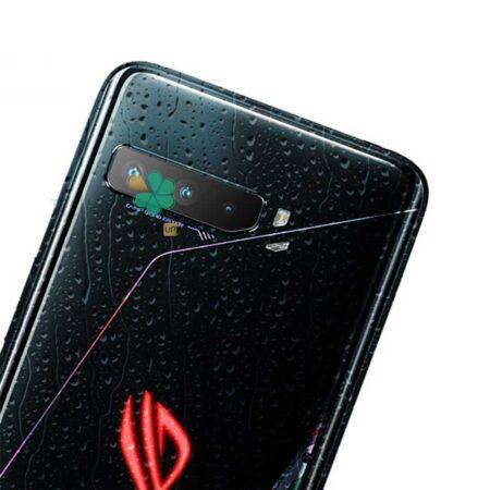 خرید پک دوتایی محافظ لنز نانو سرامیک گوشی ایسوس Asus ROG Phone 3 ZS661KS