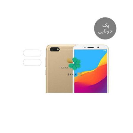 خرید پک دوتایی محافظ لنز نانو سرامیک گوشی هواوی Huawei Honor 7s
