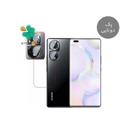خرید پک دوتایی محافظ لنز نانو سرامیک گوشی هواوی Huawei Honor 50 Pro