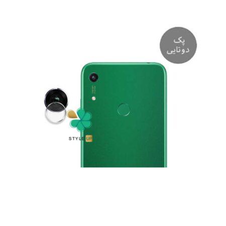 خرید پک دوتایی محافظ لنز نانو سرامیک گوشی هواوی Honor 8A Prime / 8A 2020