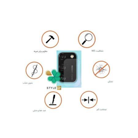 خرید پک دوتایی محافظ لنز نانو سرامیک گوشی هواوی Huawei Honor 9A