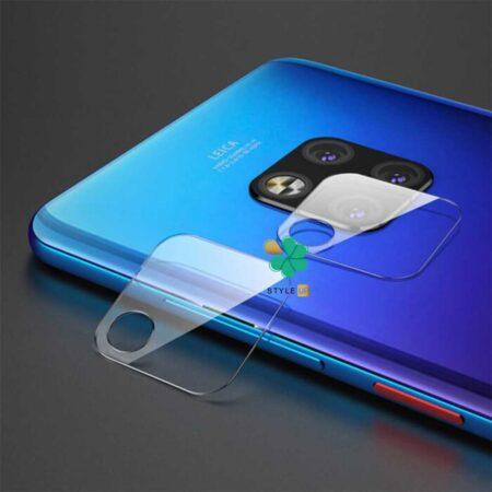 عکس پک دوتایی محافظ لنز نانو سرامیک گوشی هواوی Huawei Mate 20 Pro