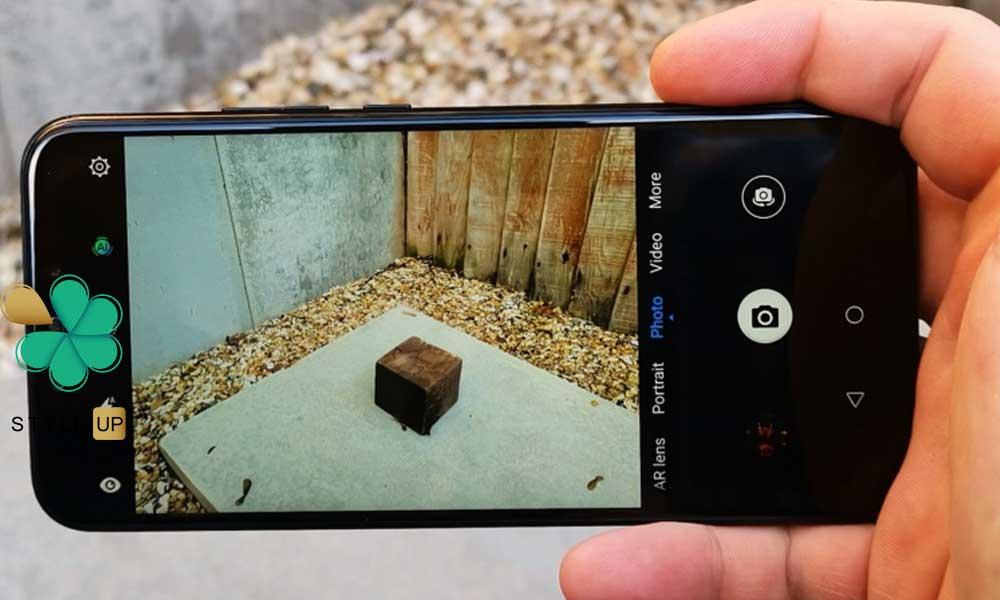 عکس پک دوتایی محافظ لنز نانو سرامیک گوشی هواوی Huawei Mate 20 lite