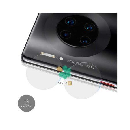 خرید پک دوتایی محافظ لنز نانو سرامیک گوشی هواوی Huawei Mate 30