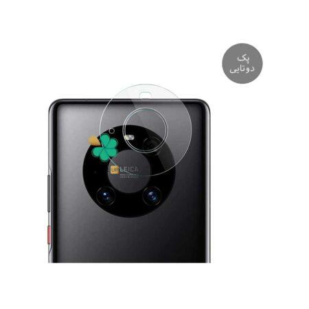 خرید پک دوتایی محافظ لنز نانو سرامیک گوشی هواوی Huawei Mate 40 Pro
