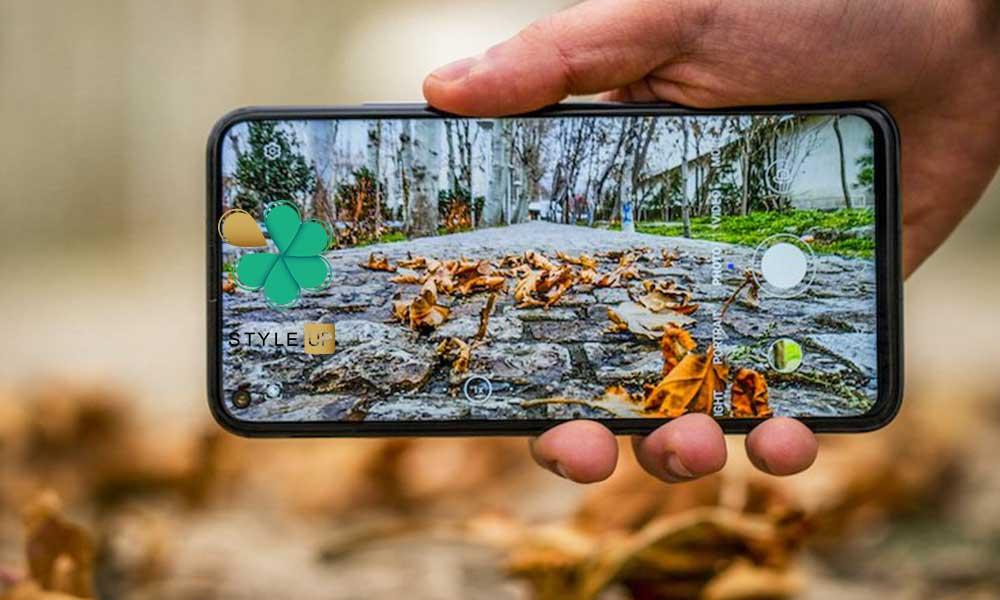 عکس پک دوتایی محافظ لنز نانو سرامیک گوشی هواوی Huawei Mate 40E