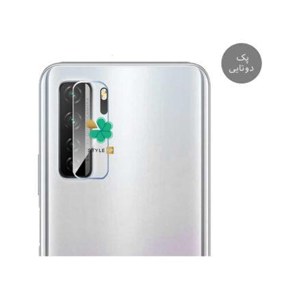 خرید پک دوتایی محافظ لنز نانو سرامیک گوشی هواوی Huawei Nova 7 SE