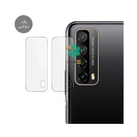 خرید پک دوتایی محافظ لنز نانو سرامیک گوشی هواوی Huawei P Smart 2021