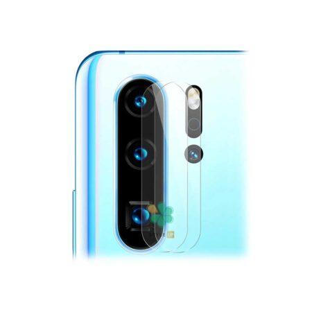 عکس پک دوتایی محافظ لنز نانو سرامیک گوشی هواوی Huawei P30 Pro