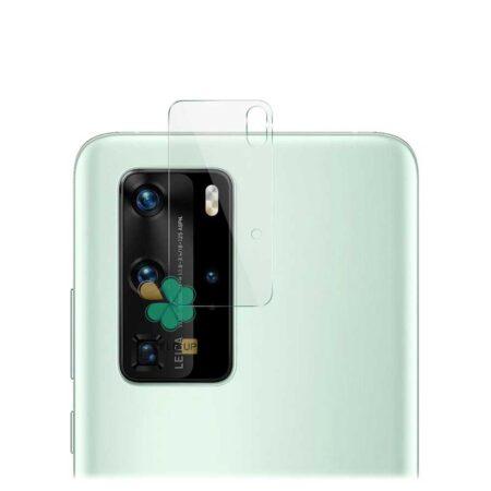 خرید پک دوتایی محافظ لنز نانو سرامیک گوشی هواوی Huawei P40 Pro