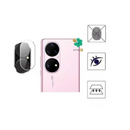 خرید پک دوتایی محافظ لنز نانو سرامیک گوشی هواوی Huawei P50
