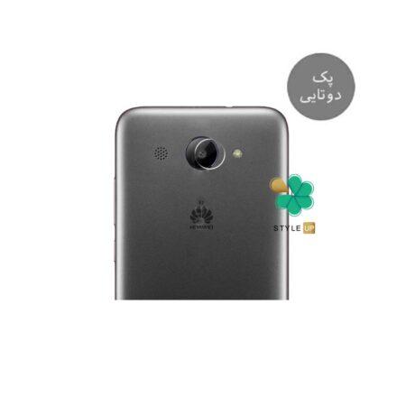 خرید پک دوتایی محافظ لنز نانو سرامیک گوشی هواوی Huawei Y3 2018