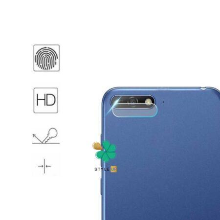 خرید پک دوتایی محافظ لنز نانو سرامیک گوشی هواوی Huawei Y6 2018