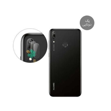 خرید پک دوتایی محافظ لنز نانو سرامیک گوشی هواوی Huawei Y9 2019