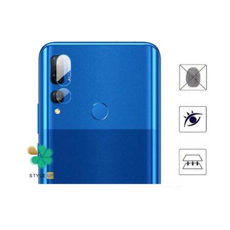 خرید پک دوتایی محافظ لنز نانو سرامیک گوشی هواوی Huawei Y9 Prime 2019