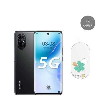 خرید پک دوتایی محافظ لنز نانو سرامیک گوشی هواوی Huawei nova 8 5G