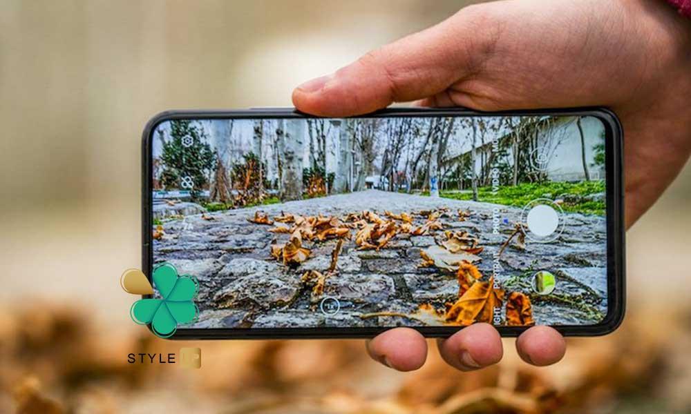 عکس پک دوتایی محافظ لنز نانو سرامیک گوشی هواوی Huawei nova 8 Pro 5G