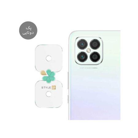 خرید پک دوتایی محافظ لنز نانو سرامیک گوشی هواوی Huawei nova 8 SE