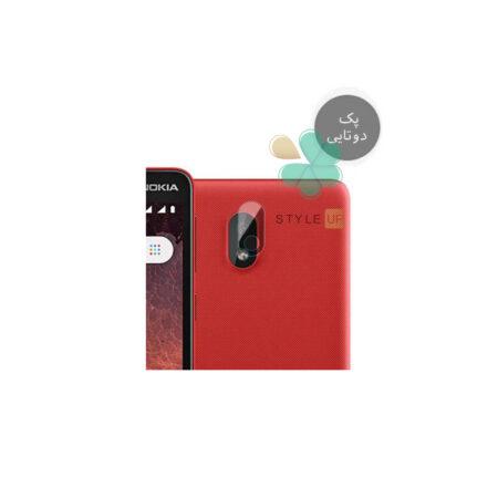 خرید پک دوتایی محافظ لنز نانو سرامیک گوشی نوکیا Nokia 1 Plus