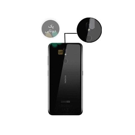 خرید پک دوتایی محافظ لنز نانو سرامیک گوشی نوکیا Nokia 2.2