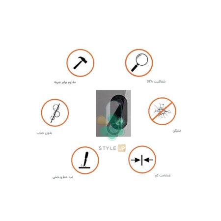 خرید پک دوتایی محافظ لنز نانو سرامیک گوشی نوکیا Nokia 2