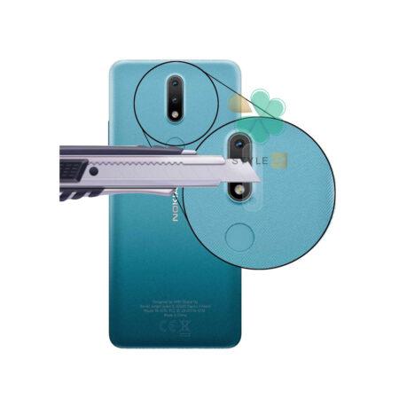 خرید پک دوتایی محافظ لنز نانو سرامیک گوشی نوکیا Nokia 2.4
