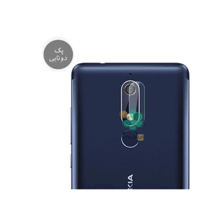 خرید پک دوتایی محافظ لنز نانو سرامیک گوشی نوکیا Nokia 5.1
