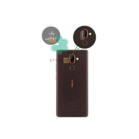 خرید پک دوتایی محافظ لنز نانو سرامیک گوشی نوکیا Nokia 7 Plus