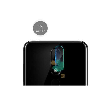 خرید پک دوتایی محافظ لنز نانو سرامیک گوشی نوکیا Nokia 5.1 Plus / X5
