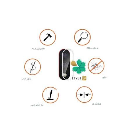 خرید پک دوتایی محافظ لنز نانو سرامیک گوشی سامسونگ Samsung Galaxy A01