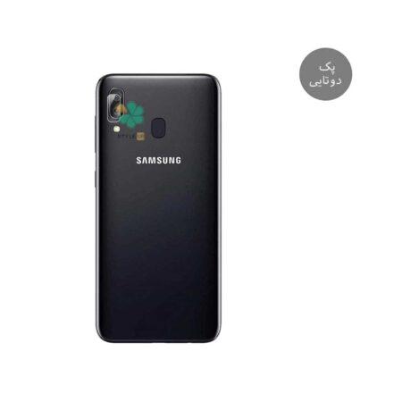 خرید پک دوتایی محافظ لنز نانو سرامیک گوشی سامسونگ Samsung A40