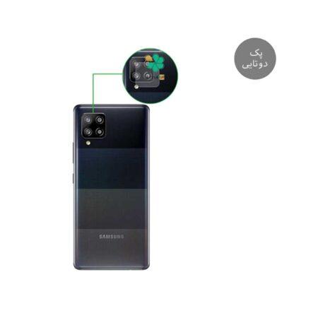 خرید پک دوتایی محافظ لنز نانو سرامیک گوشی سامسونگ Samsung A42